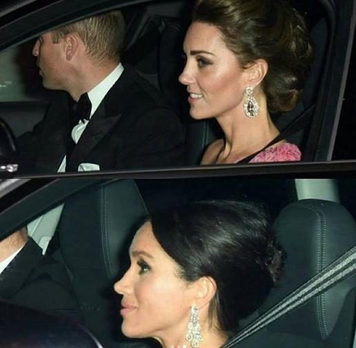 принц Чарлз Кейт Меган
