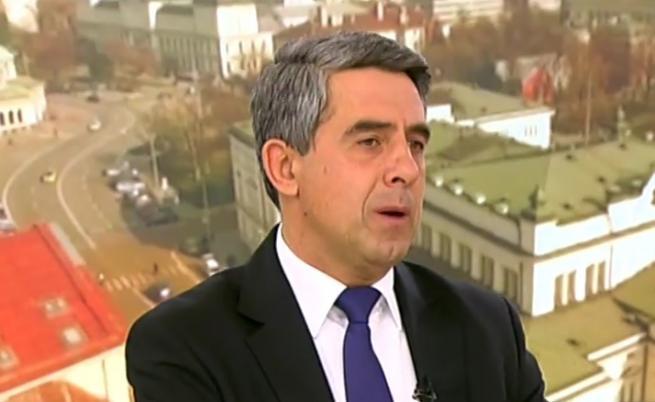 Плевнелиев: Какво работи Радев - бъдещ премиер?