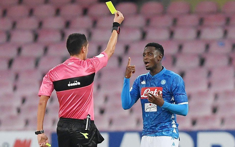 Италианският Рома обяви трансфера на полузащитника Амаду Диавара. Халфът идва