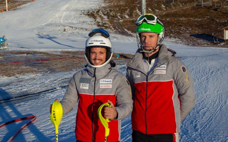 Алберт Попов и Камен Златков извън първите 30 в Загреб
