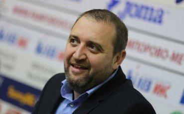 Треньорът на Марица: Трябва да изградим добър имидж в Европа