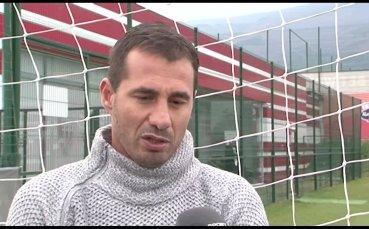 Тренировките при Делио Роси причина за вратарския проблем в Левски