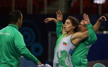 София Георгиева загуби битката за бронза