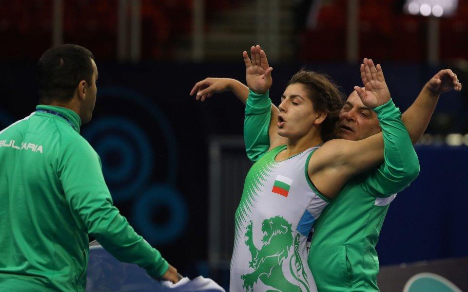 София Георгиева ще се бори с румънка на репешажите на Световното