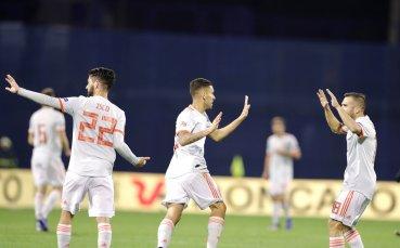 На живо: Хърватия със спасителен гол в края!