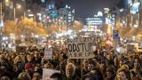 <p>Чехия избухна, хиляди искат оставката на Бабиш</p>
