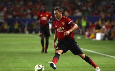 Лацио ще пазарува от Юнайтед в края на сезона