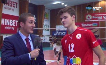 Вечното дерби видя бъдещето на българския волейбол