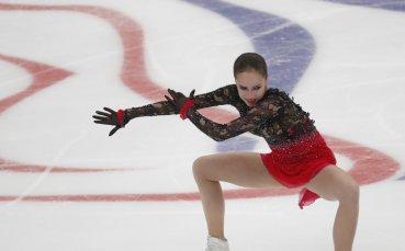 Алина Загитова спечели турнира Гран При в Москва