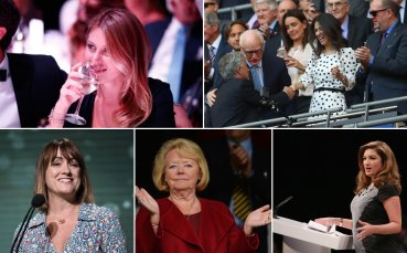 Шест влиятелни дами във футбола
