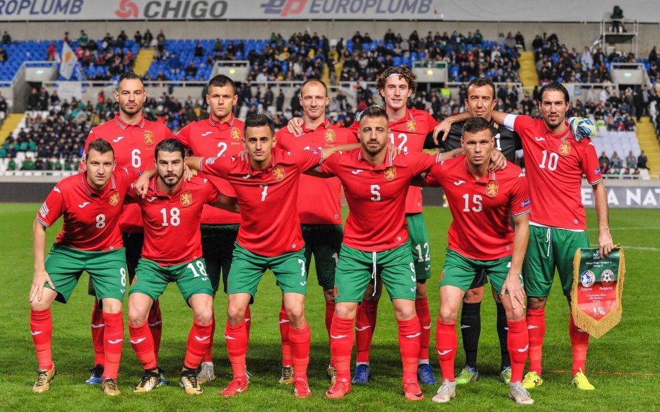 Националният отбор по футбол и Славия се включват в благотворителна кауза