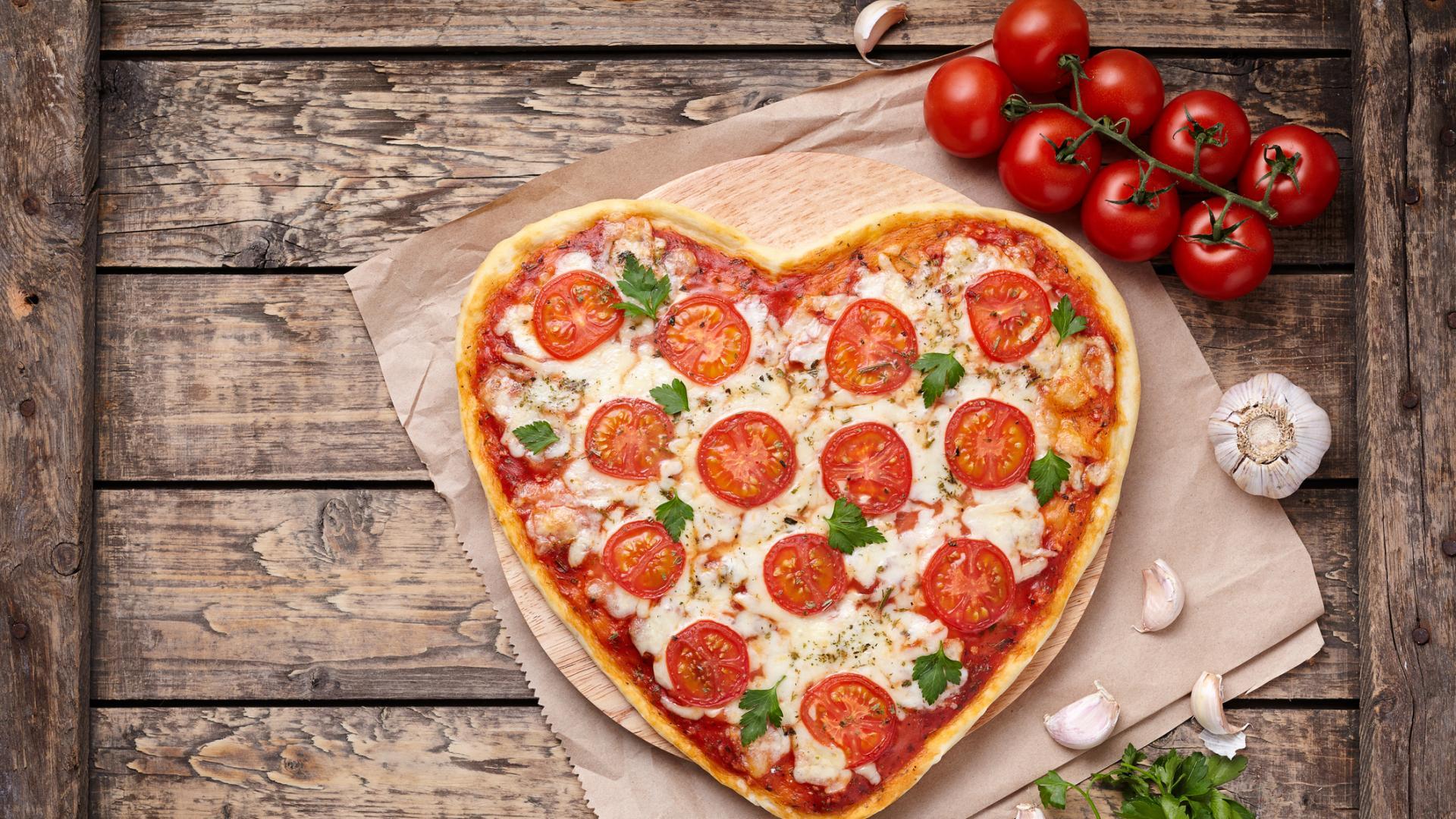 Как се ражда любимата ни пица