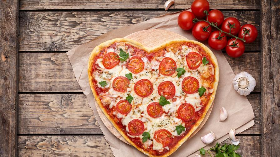 """Как се ражда любимата ни пица """"Маргарита"""""""