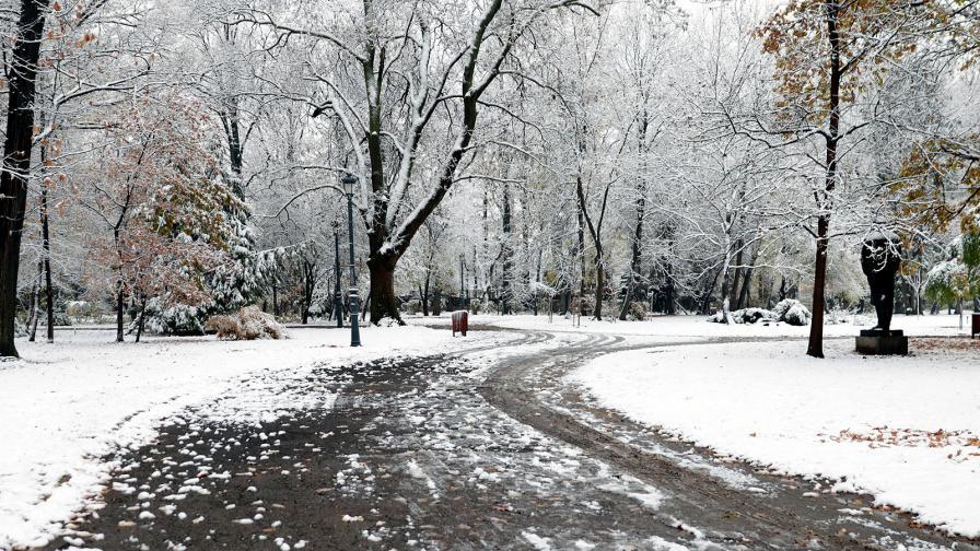 <p>Идва застудяване и сняг по Коледа, какво ще е времето днес</p>