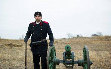 Тервел Пулев се включи във възстановка на Сливнишката битка