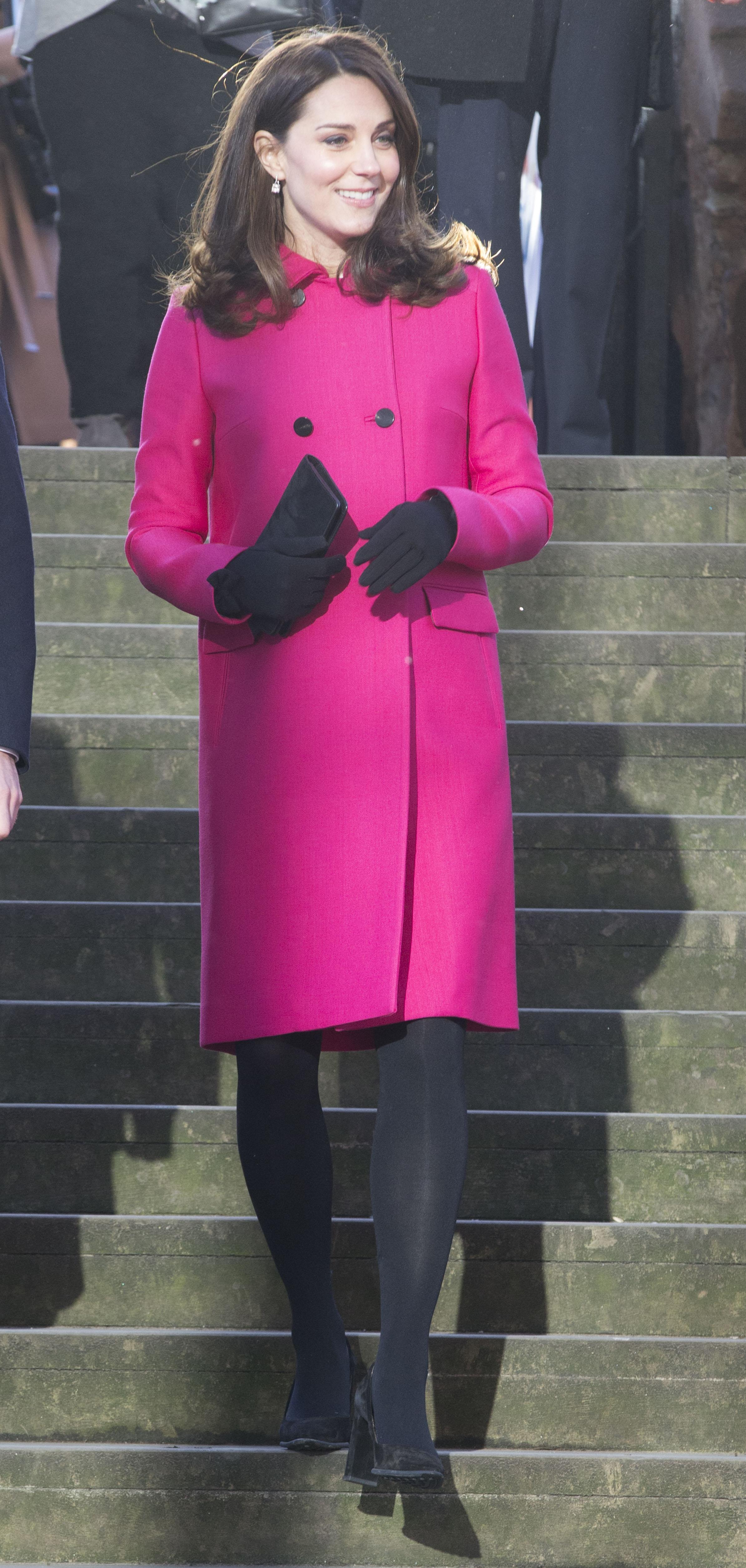 Наблюдателни модни специалисти забелязаха, че двете херцогини имат много различен стил, когато са бременни.