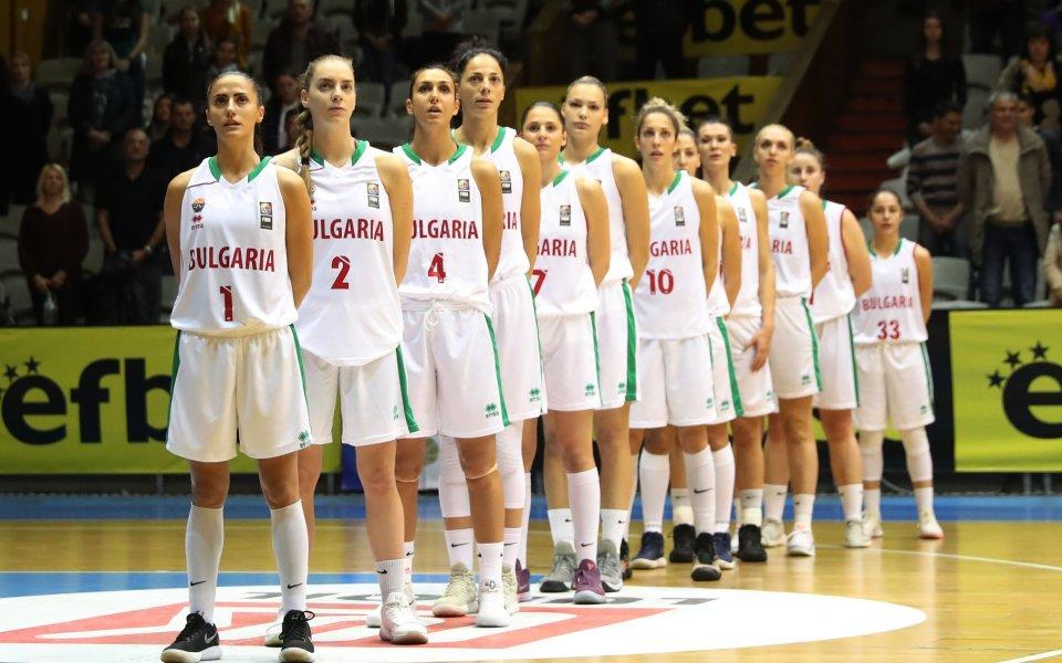 Баскетболистките с шеста загуба в евроквалификациите