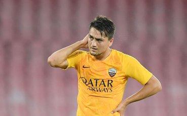 Тотнъм с офанзива за играч на Рома