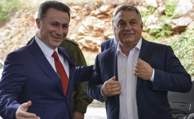 ЕП призова Унгария да екстрадира Груевски