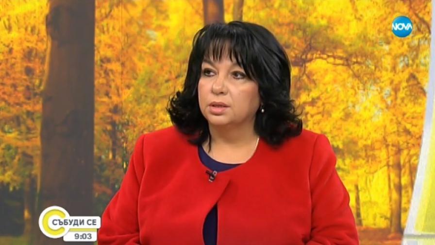 """Теменужка Петкова: Готови сме за """"Турски поток"""""""