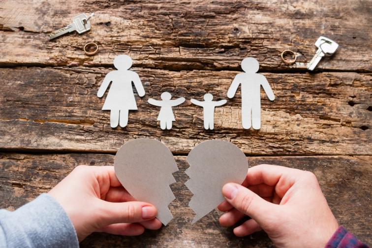 развод какво да