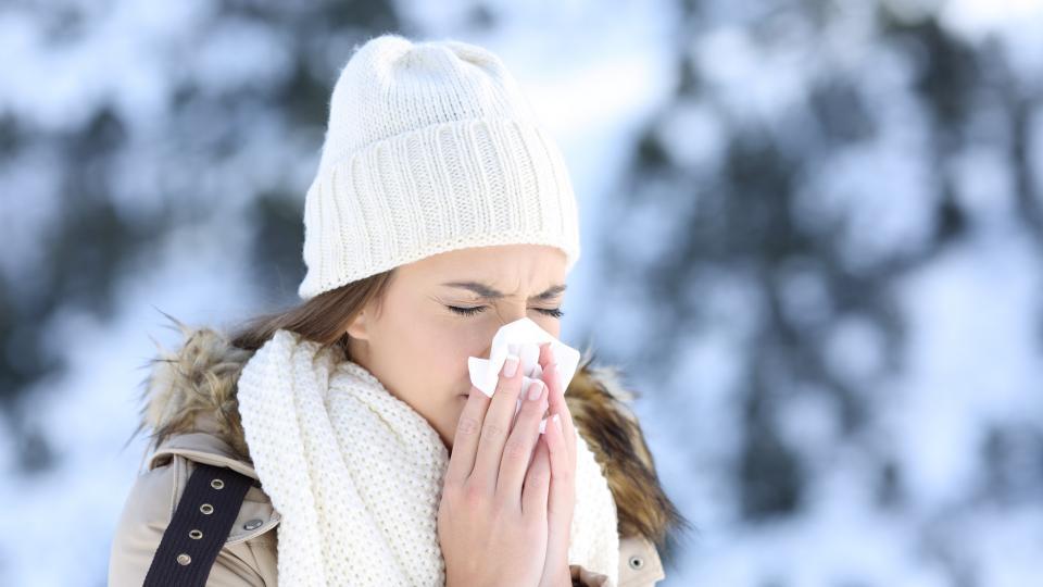 грип настинка болест