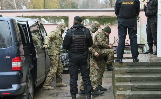 Бесарабски българин е сред задържаните от Русия моряци