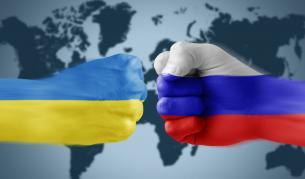 <p>Украйна слага край на дружбата с Русия </p>