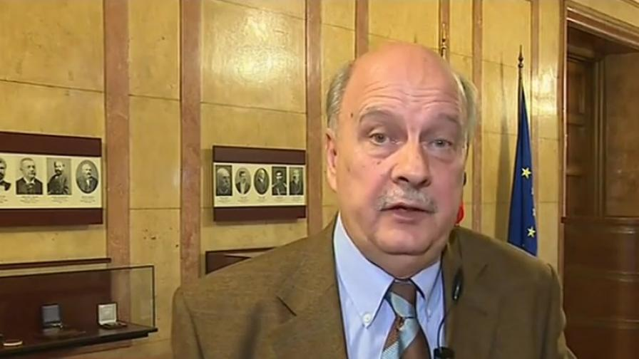<p>Депутат от ГЕРБ: Да тръгнем на предсрочни избори- лудост</p>