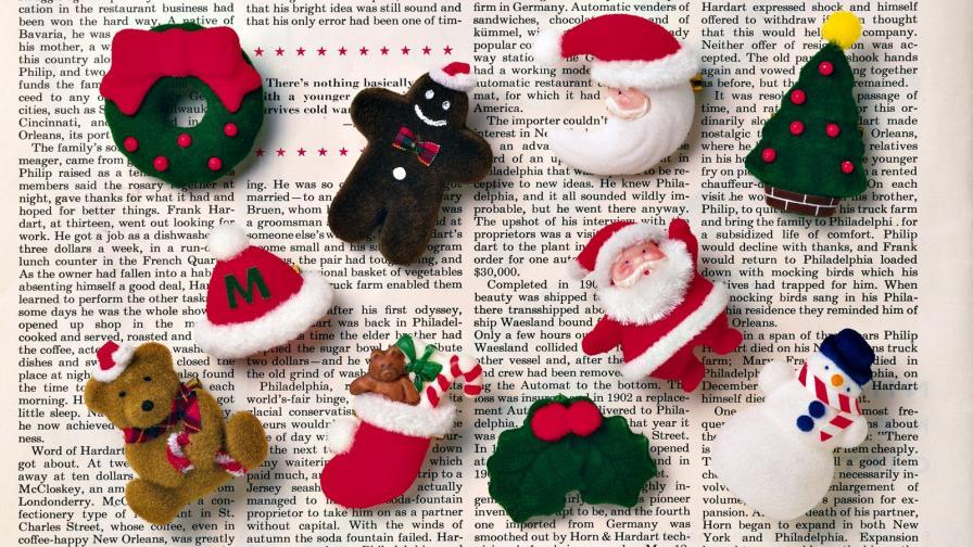 <p>Какво да подарим за Коледа. Ето няколко идеи</p>