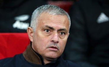 Моуриньо бесен на шефовете на Ман Юнайтед