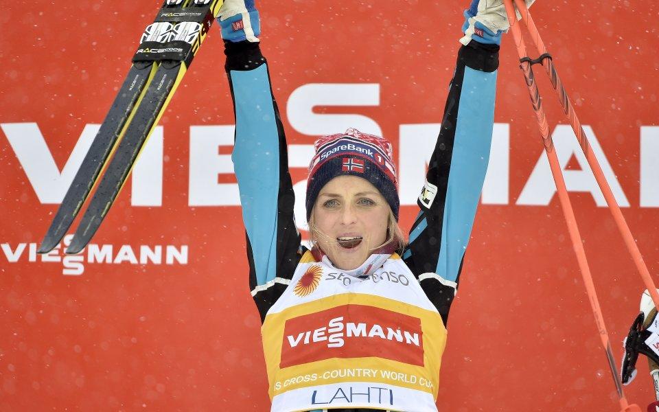 Йохауг с втора победа през сезона в ски бягането