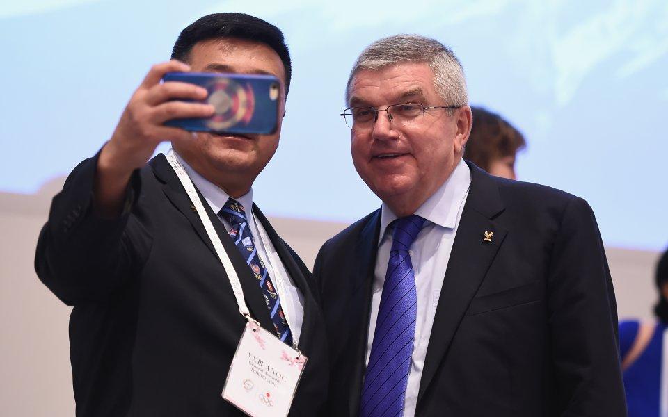 Бах ще се срещне с новия японски министър-председател и олимпийските лидери в Токио