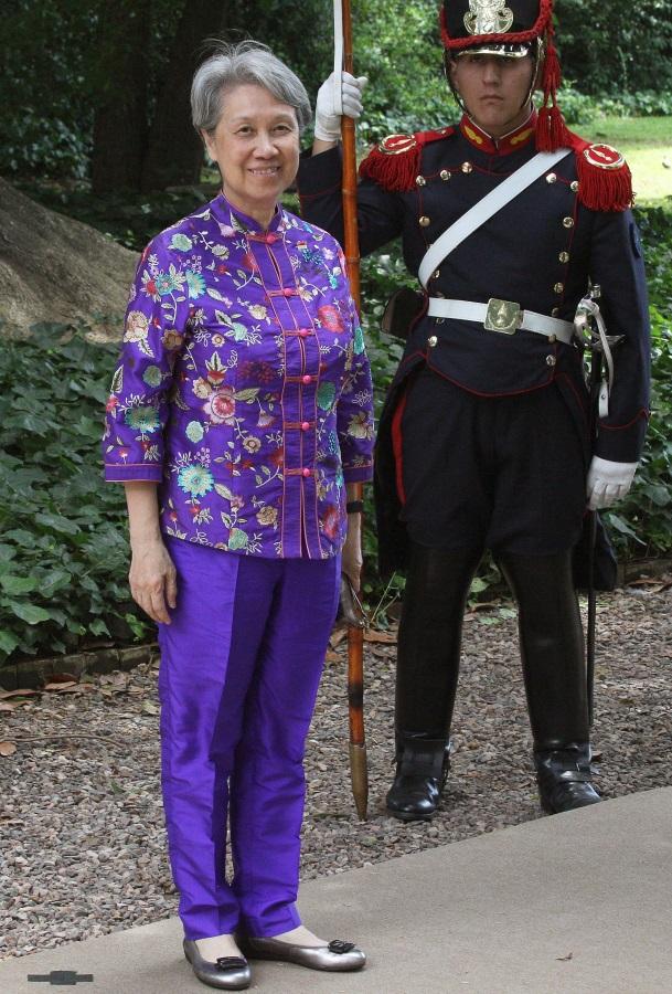 Съпругата на премиера на Сингапур