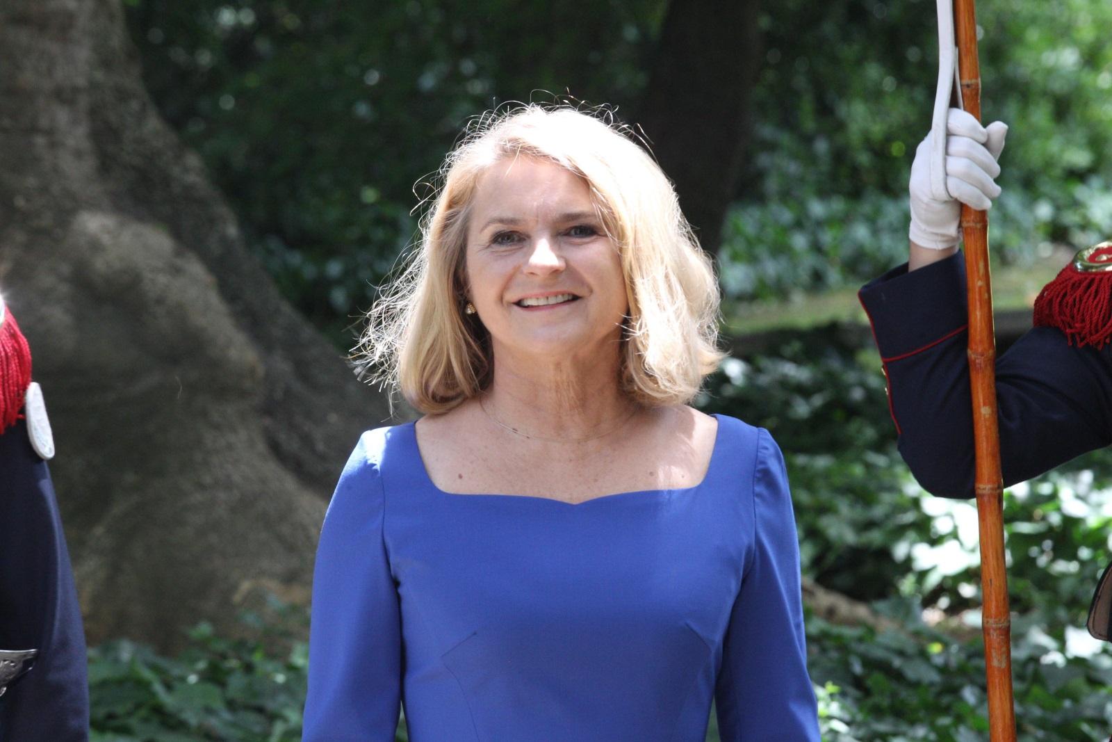 Малгожата Туск, съпруга на председателя на Европейския съвет Доналд Туск