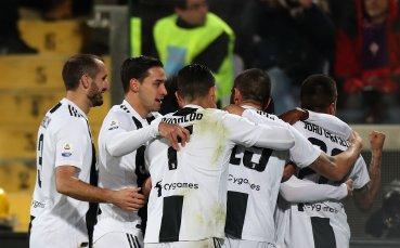 Едно е сигурно - няма достойна конкуренция за Ювентус в Серия А