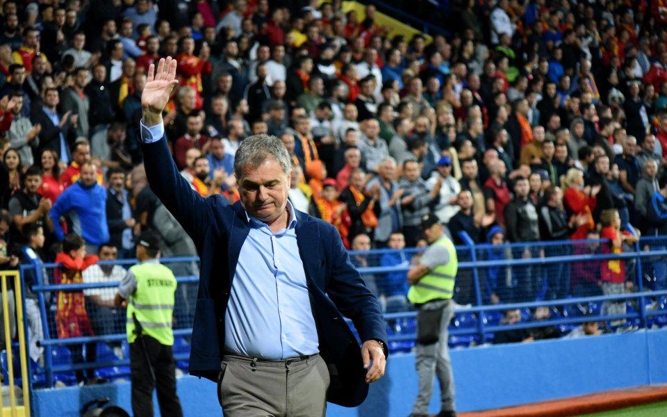Селекционерът на Черна гора: България има приятен отбор