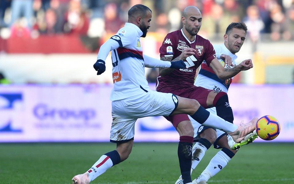 Торино направи обрат и се изстреля в топ 6