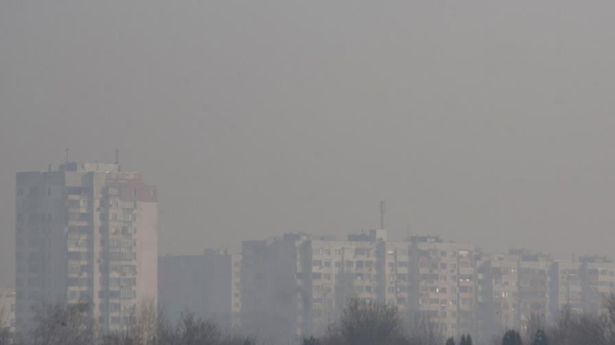 Опасно мръсен въздух в няколко града в неделния ден