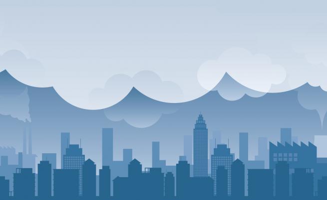 Големите градове у нас - в плен на мръсния въздух