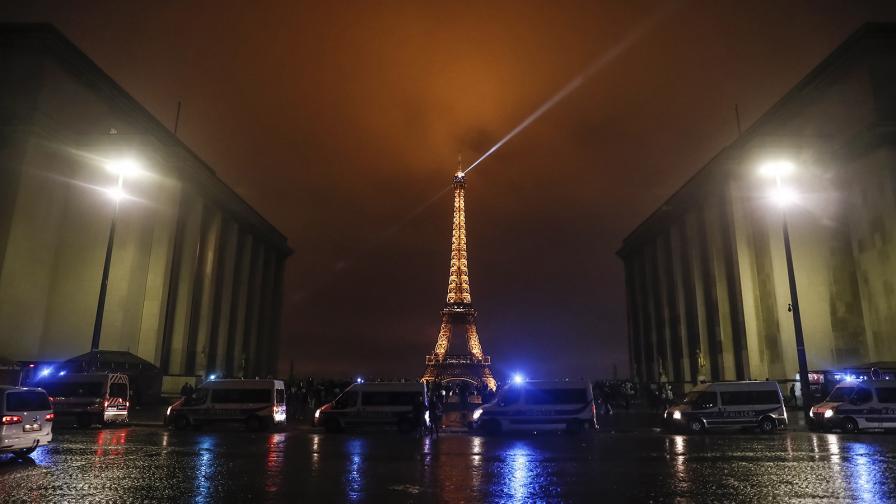 Задържаният във Франция не е подготвял атентат в България