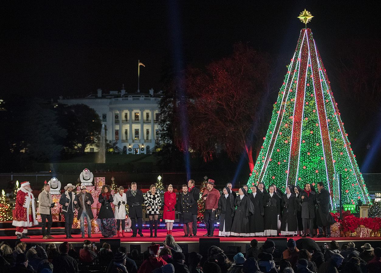 Белият дом, Вашингтон, САЩ