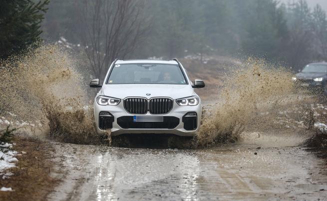 BMW X5 се превръща в най-важния баварски модел (тест драйв)