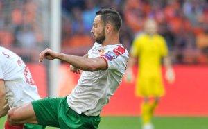 Славчев разтрогнал с Карабах и имал договорка с Левски