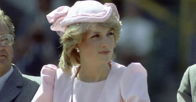 Любопитно Принцеса Даяна и роклята, чието име вероятно не сте