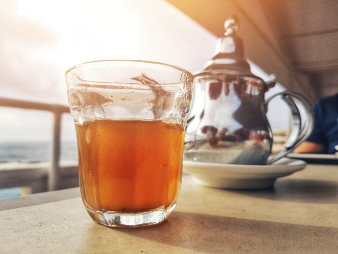 чай чайове топла напитка