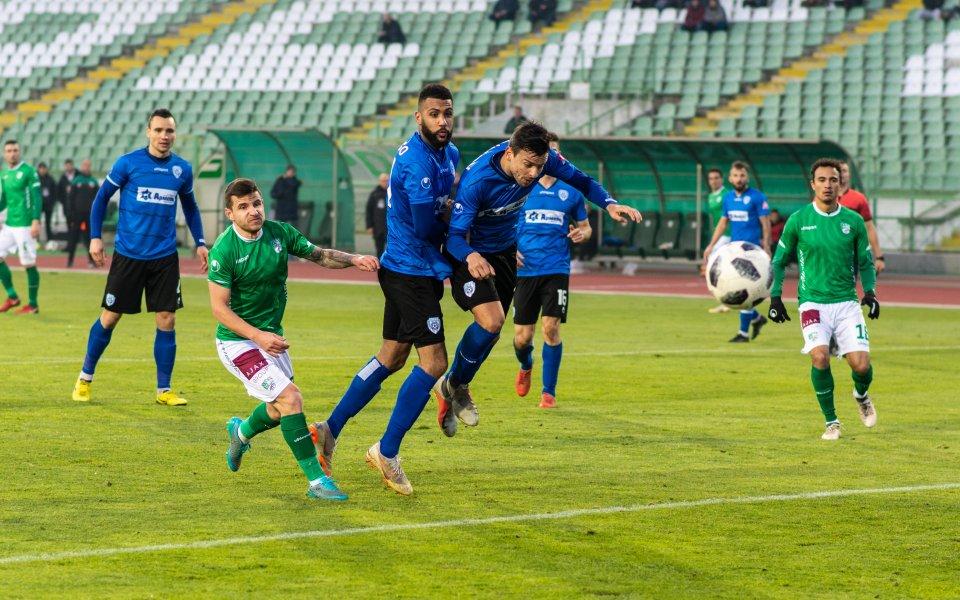 """Черно море се изправя срещу Берое на стадион """"Тича"""" във"""