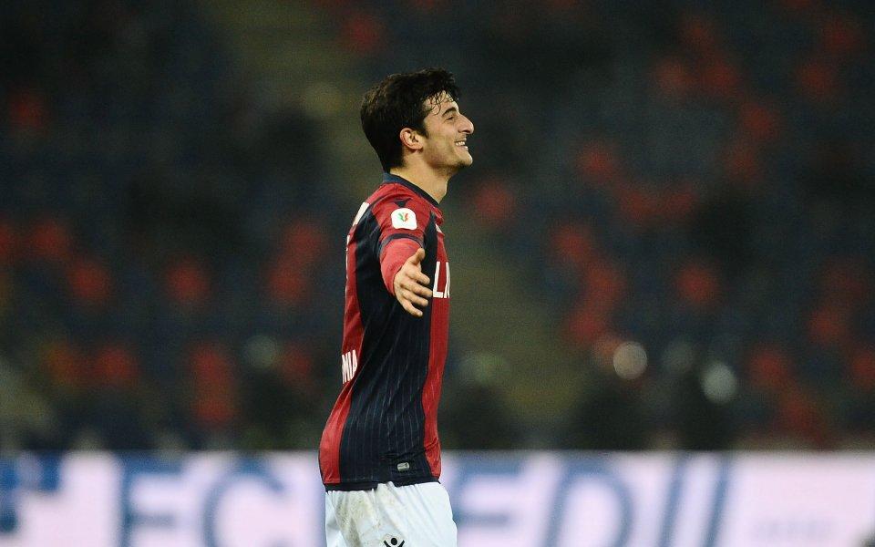 Орсолини изведе Болоня до мач с Юве на 1/8-финалите за Купата