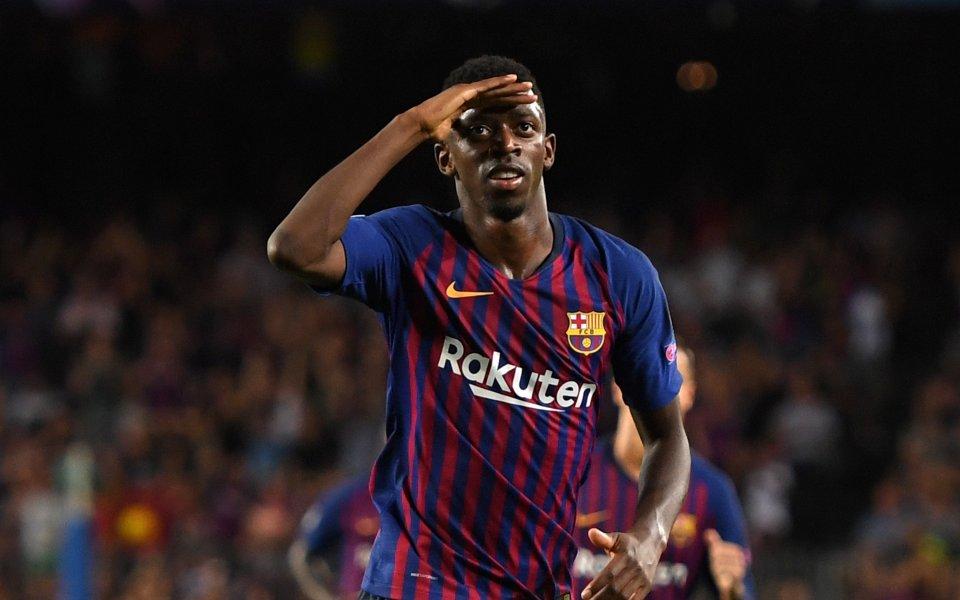 Барселона не продава Усман Дембеле