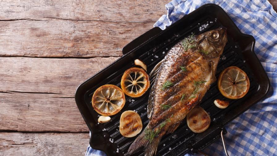 Най-хубавите подправки за риба